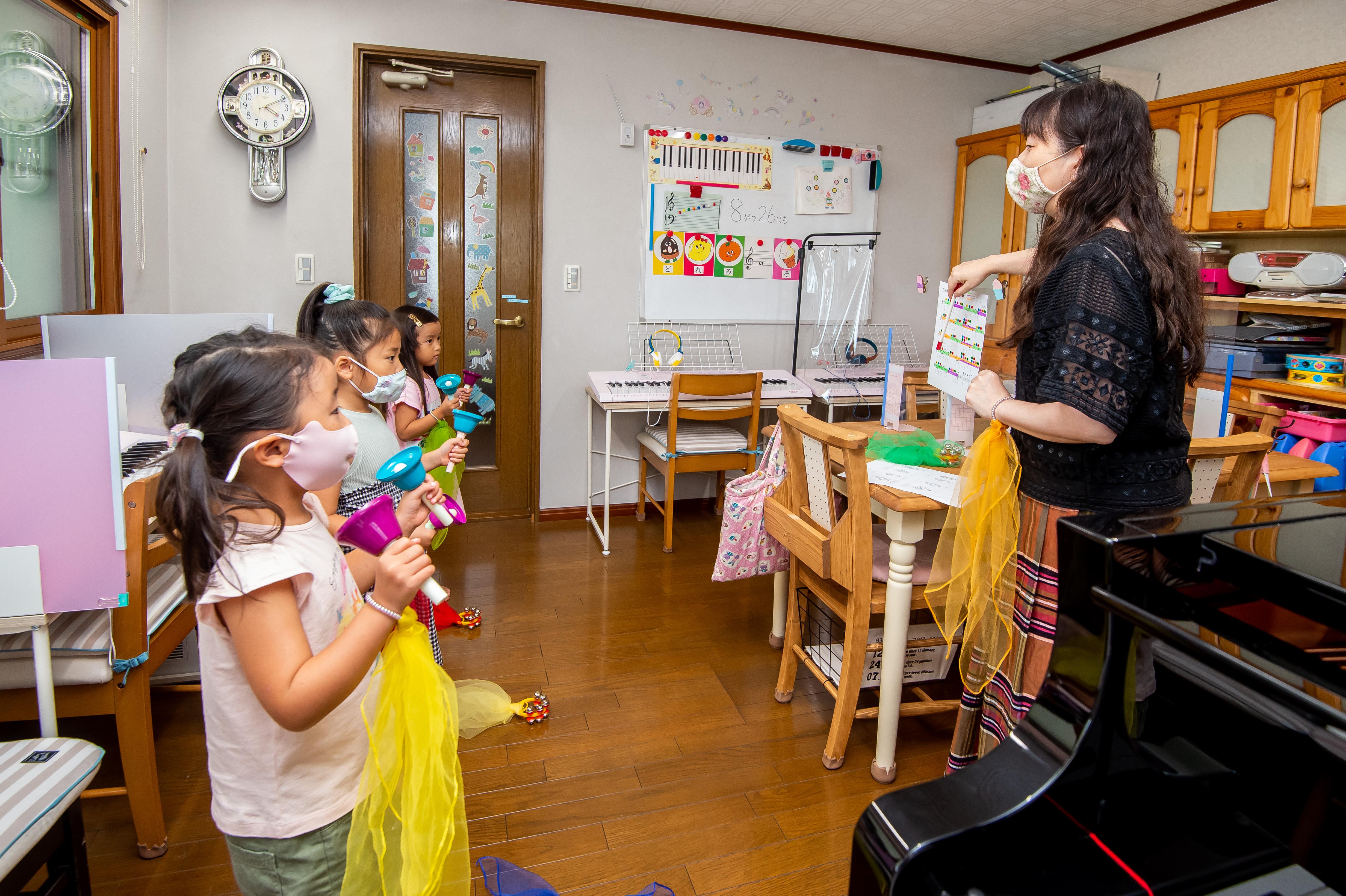 幼児ピアノ カルチャー講座