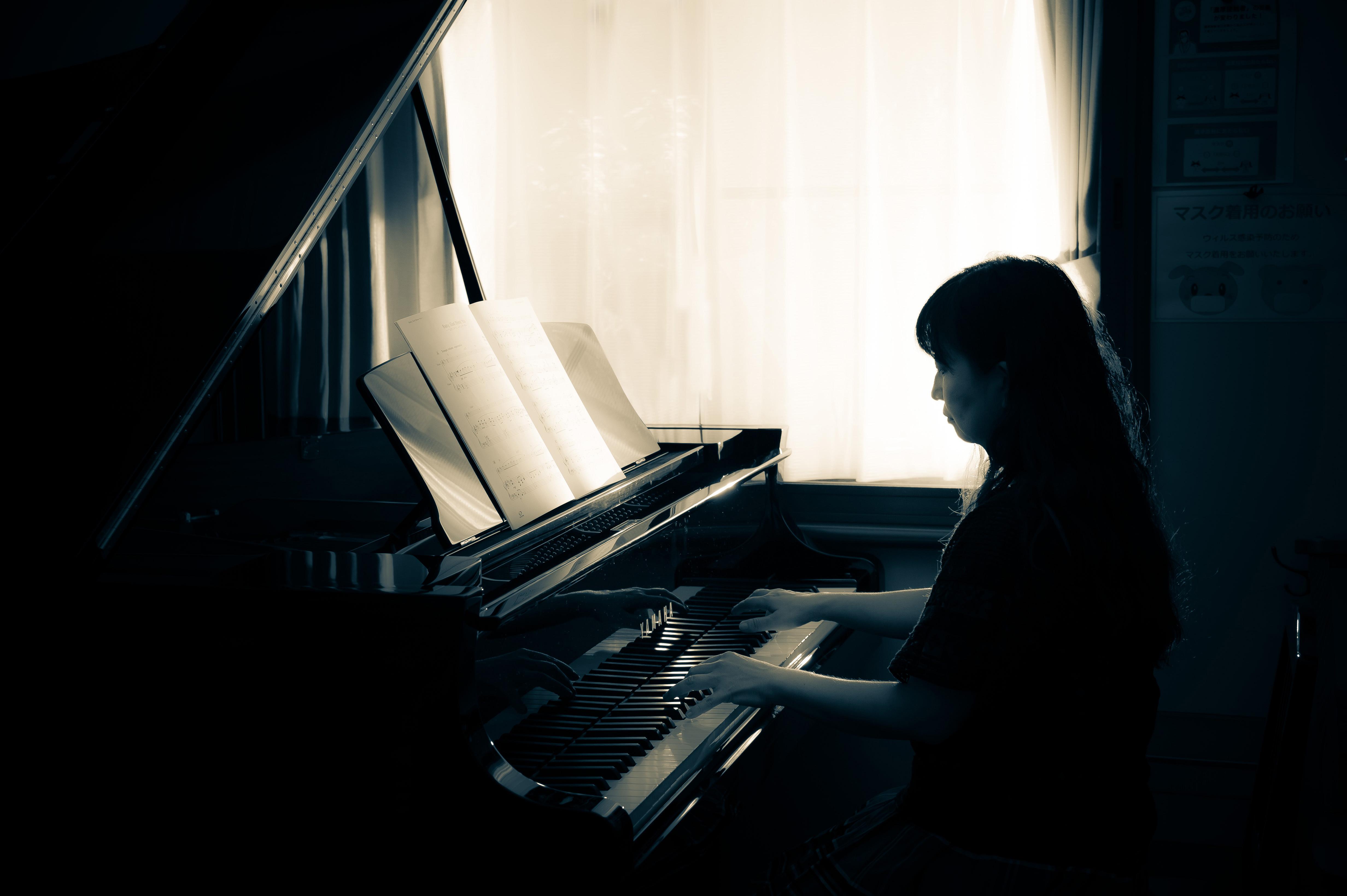 おとなのピアノレッスン