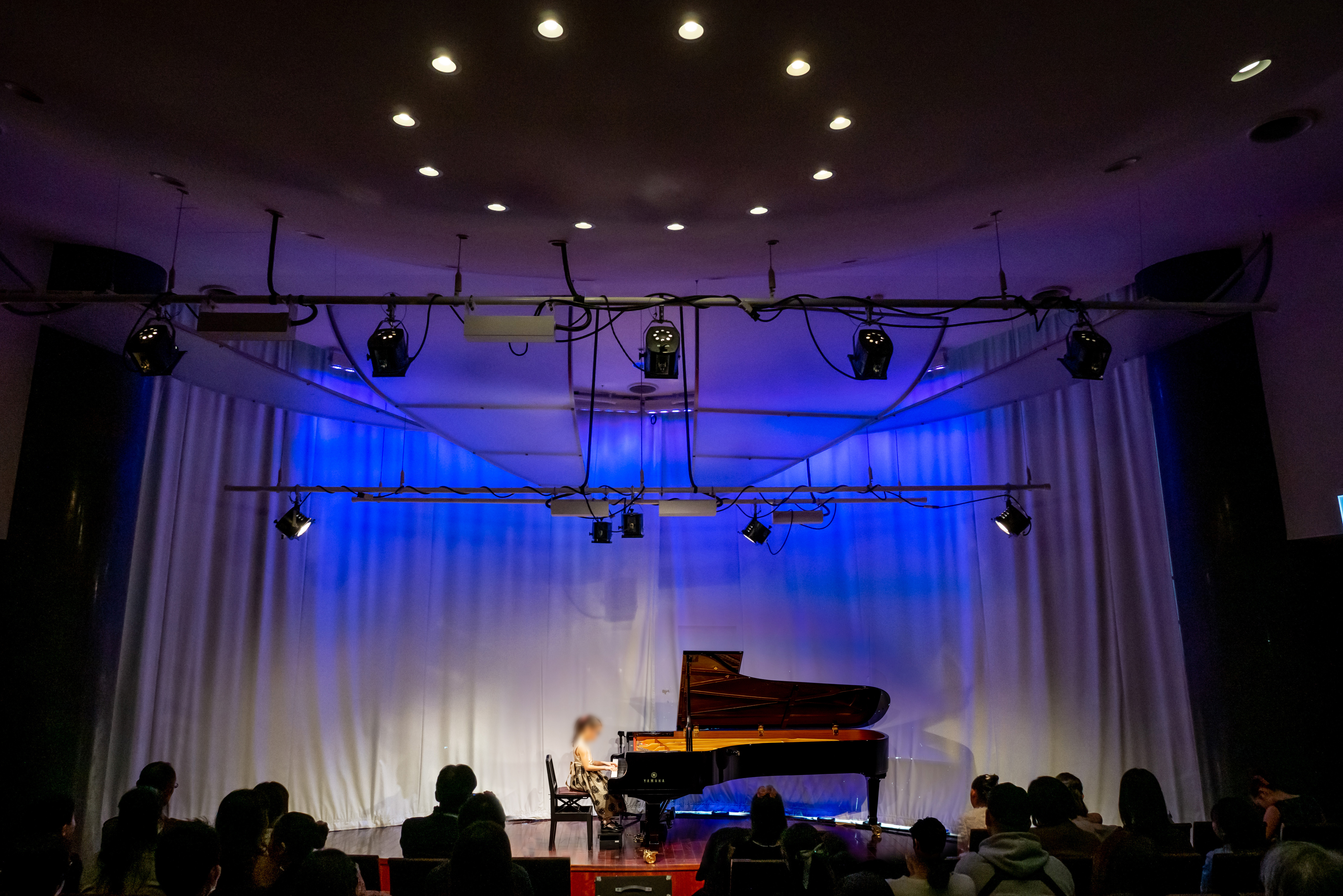 ピアノ発表会